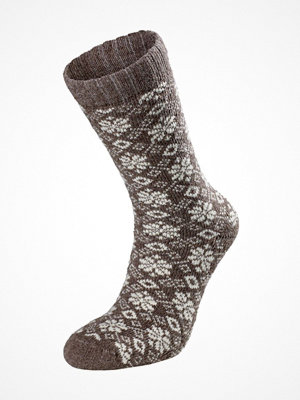 Strumpor - Pierre Robert 2-pack Nordic Fashion Wool  Grey