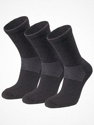 Pierre Robert 3-pack Active Wool Socks Black