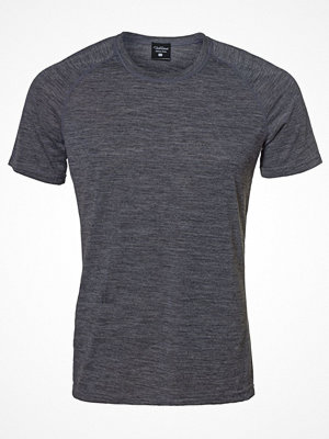 Pyjamas & myskläder - Pierre Robert For Men Light Wool T-shirt Grey