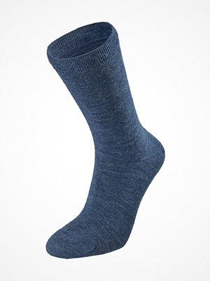 Pierre Robert Fine Wool Socks Navy-2