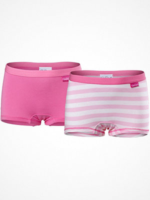 Pierre Robert 2-pack Kids Boxer For Girls Pink