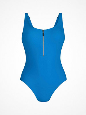 Rosa Faia Elouise One-Piece Swimsuit Turquoise