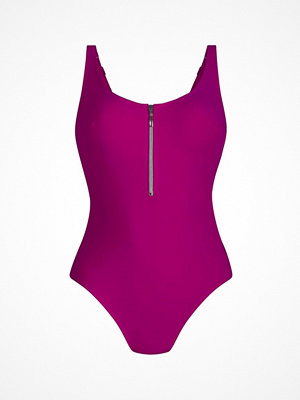 Rosa Faia Elouise One-Piece Swimsuit Pink