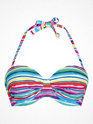 Rosa Faia Malibu Sun Cosima Bikini Top Multi-colour