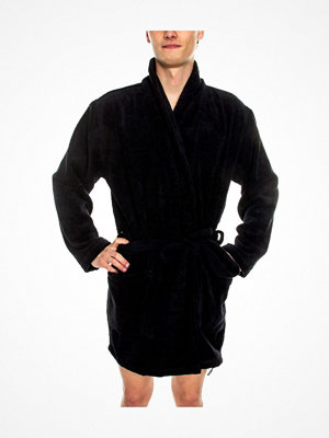 Armani Bathrobe Navy-2