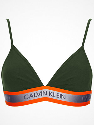 Calvin Klein Hazard Cotton Unlined Triangle Darkgreen