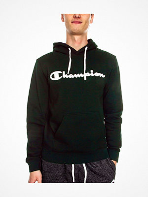 Champion Men Hooded Sweatshirt American Classic Darkgreen