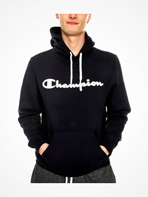 Pyjamas & myskläder - Champion Men Hooded Sweatshirt American Classic Navy-2