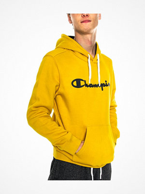 Pyjamas & myskläder - Champion Men Hooded Sweatshirt American Classic Mustard