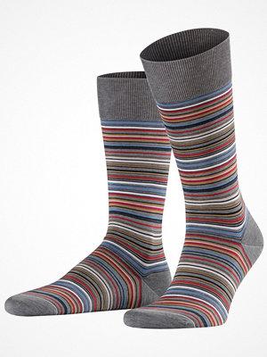 Strumpor - Falke Microblock Socks Greystriped