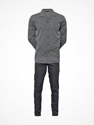 JBS Woven Pyjama Darkgrey