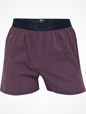JBS Boxershorts Red striped
