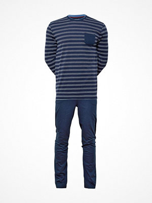 JBS Jersey Pyjama Blue Striped