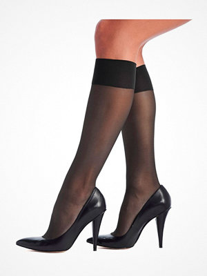Strumpbyxor - Oroblu Mi-Bas Jeune 20 Knee-Highs Black