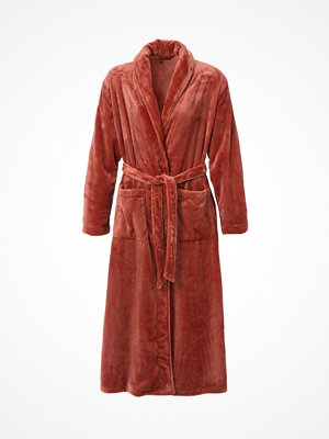 Trofé Trofe Silk Fleece Robe Orange