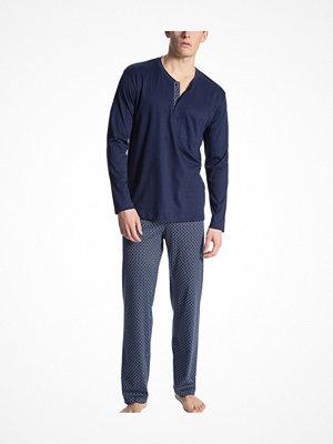 Calida Relax Gentle Pyjama Blue