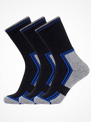 Strumpor - Claudio 3-pack Work Socks Black