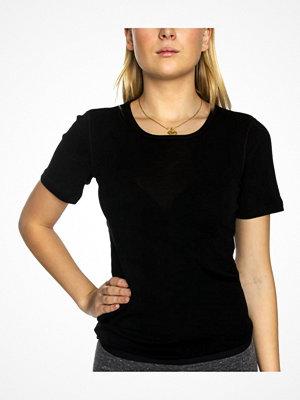 Damella Wool T-Shirt Black