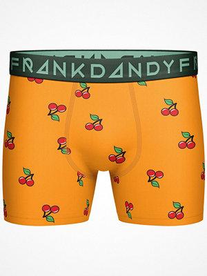 Frank Dandy Printed Boxer Orange patterned