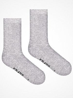 Strumpor - Frank Dandy Bamboo Socks Solid Greymarl
