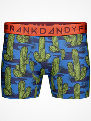 Frank Dandy Printed Boxer Blue Pattern