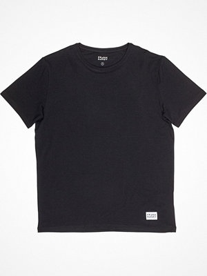 Frank Dandy Bamboo Straight Tee Black