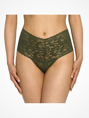 Hanky Panky Retro Thong Forestgreen