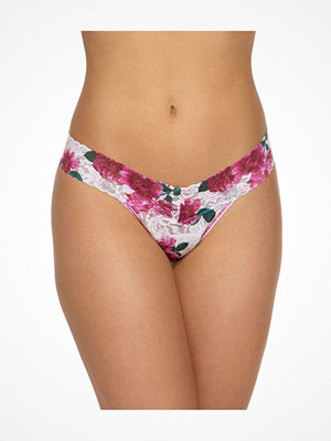 Hanky Panky Low Rise Thong Kensington Rose Floral