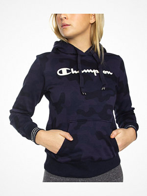 Champion Women Hooded Sweatshirt Allover Camouflage-2