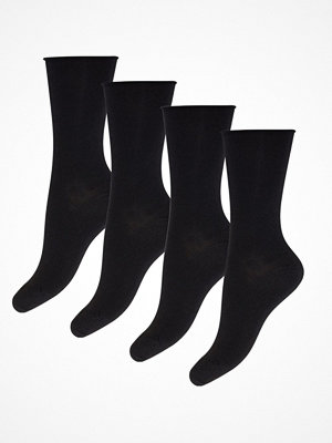 Strumpor - JBS of Denmark 4-pack Bamboo Socks Black