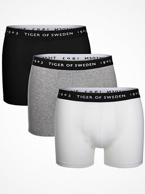 Kalsonger - Tiger of Sweden 3-pack Knuts Boxer Short Black/Grey