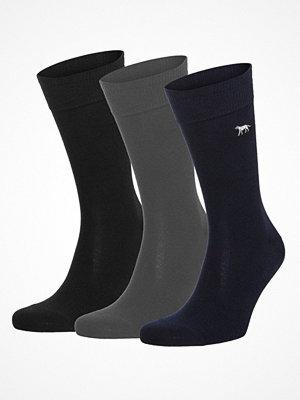 Strumpor - Tiger of Sweden 3-pack Reigate 3 Socks Black/Grey