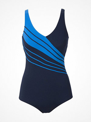 Baddräkter - Trofé Trofe Swimsuit Chlorine Resistant Navy/Blue