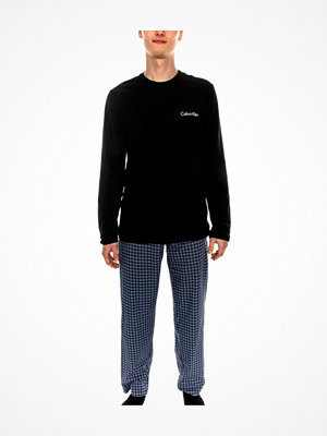Calvin Klein Modern Cotton Stretch Knit PJ In Box Black