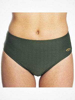 Damella Emily Jaquard Knit Bikini Tai Olive