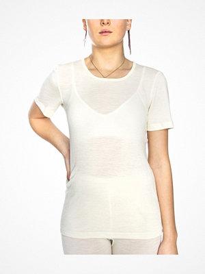 Damella Wool T-Shirt Ivory-2