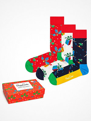 Happy Socks 3-pack Happy Socks Playing Holiday Gift Box Multi-colour