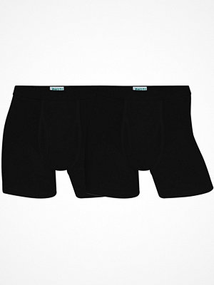 Kalsonger - JBS 2-pack Organic Cotton Tights Black