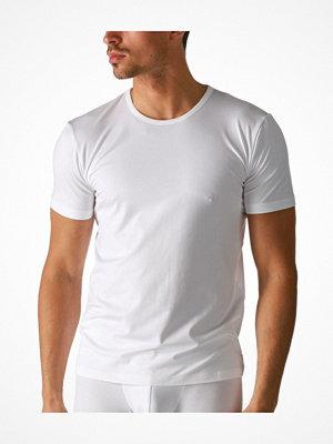 Mey Dry Cotton Crew-Neck Shirt White