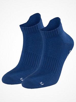 Strumpor - Pierre Robert 2-pack Low Cut Socks Men Blue
