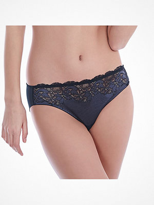 Wacoal Lace Affair Bikini Brief Black
