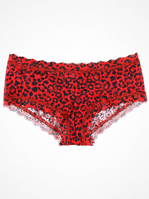 Hanky Panky Boyshort On The Prowl Black/Red