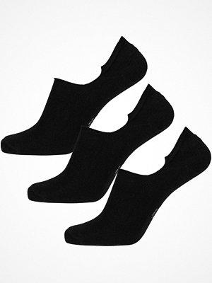 JBS 3-pack Bamboo Secret Socks Black
