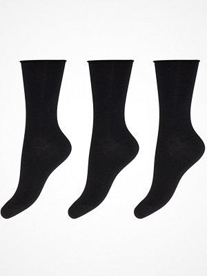 Decoy 3-pack Bamboo Thin Socks Black