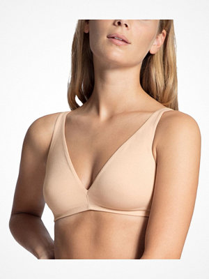 Calida Natural Comfort Soft Bra Beige