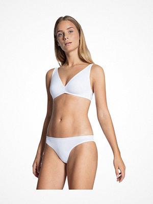 Calida Natural Comfort Tanga White