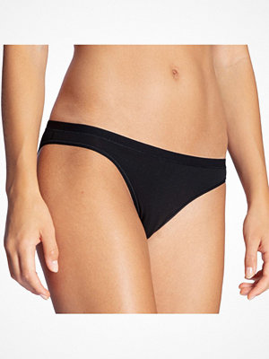 Calida Natural Comfort Tanga Black
