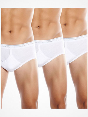 Jockey 3-pack Classic Y-Front Brief  White
