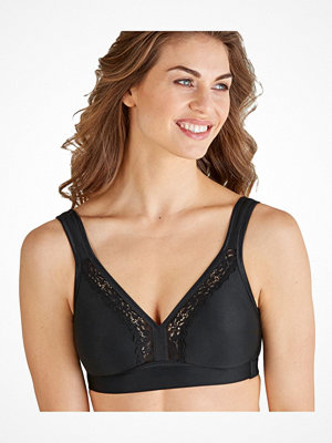 Swegmark Pure Soft Bra Black