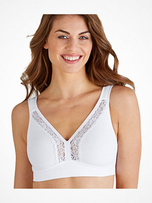 Swegmark Pure Soft Bra White